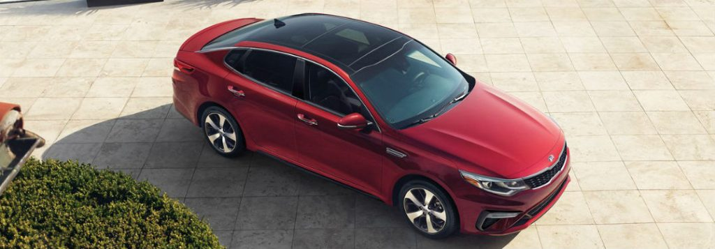 Moritz Kia Fort Worth >> What's the difference between the 2019 Kia Optima trim levels?