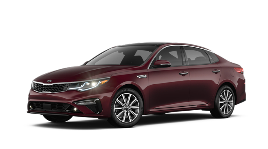 2019 Kia Optima in Sangria