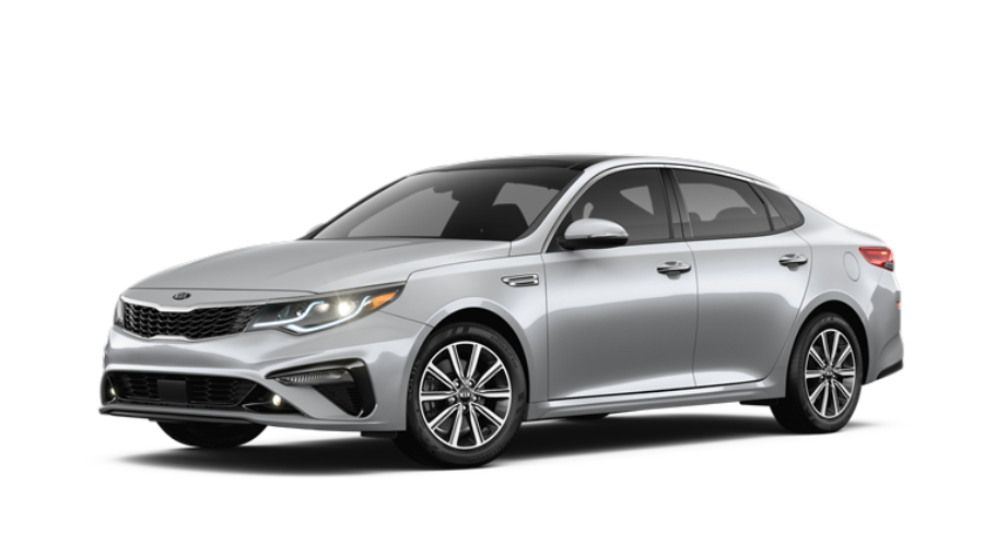 2019 Kia Optima in Sparkling Silver