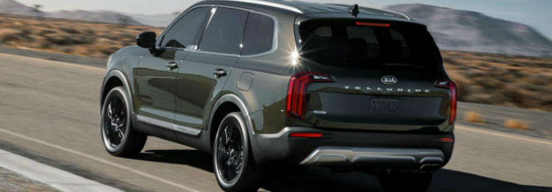 2020 Kia Telluride Convenience Features