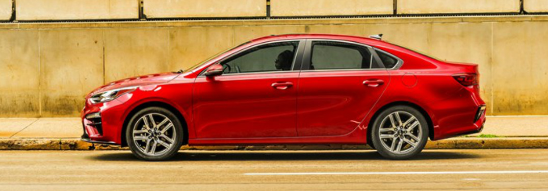 How much power does the Kia Forte deliver?