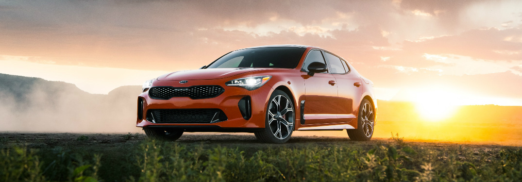 2019 Kia Stinger GTS Released This Summer with Limited Availability