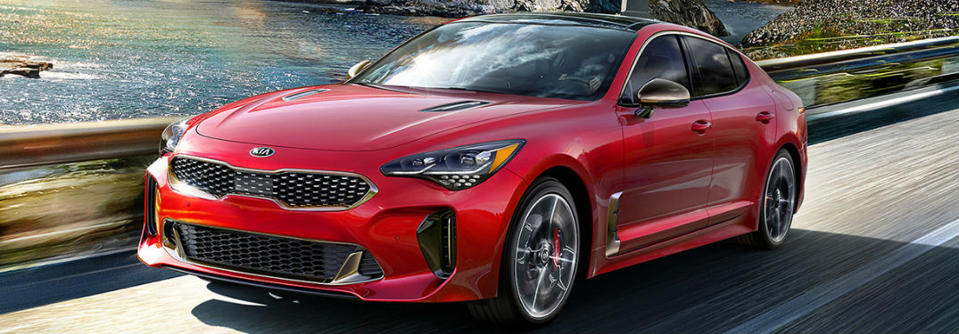 How powerful is the Kia Stinger?