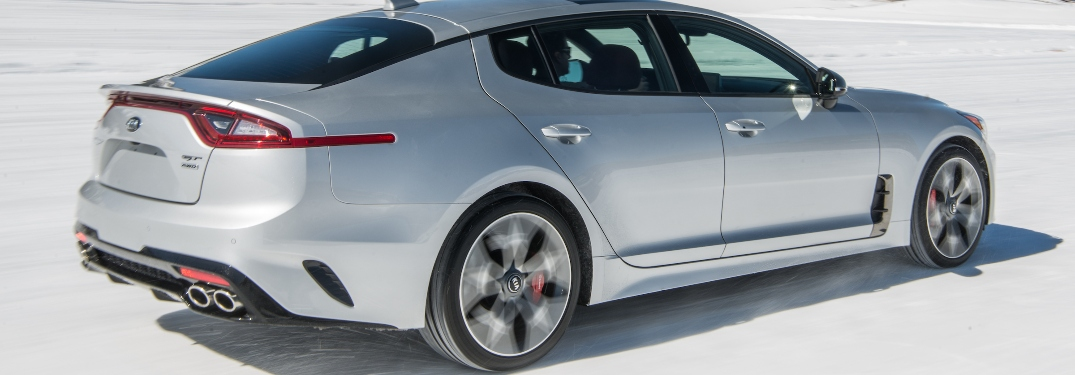 2020 Kia Stinger Pricing announced!