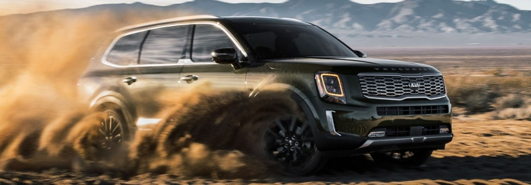 The 2020 Kia Telluride keeps on winning!
