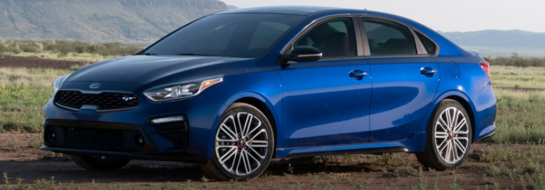 Learn more about the 2020 Kia Forte sedan's six trim levels!