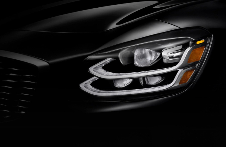 What Does The 2020 Kia K900 Look Like