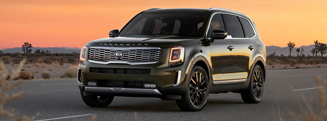 Drive Smoothly on Twisting Roads with the 2020 Kia Telluride