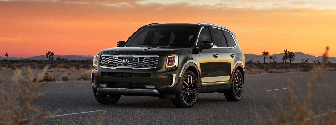 What's Included with the 2020 Kia Telluride SX Trim?