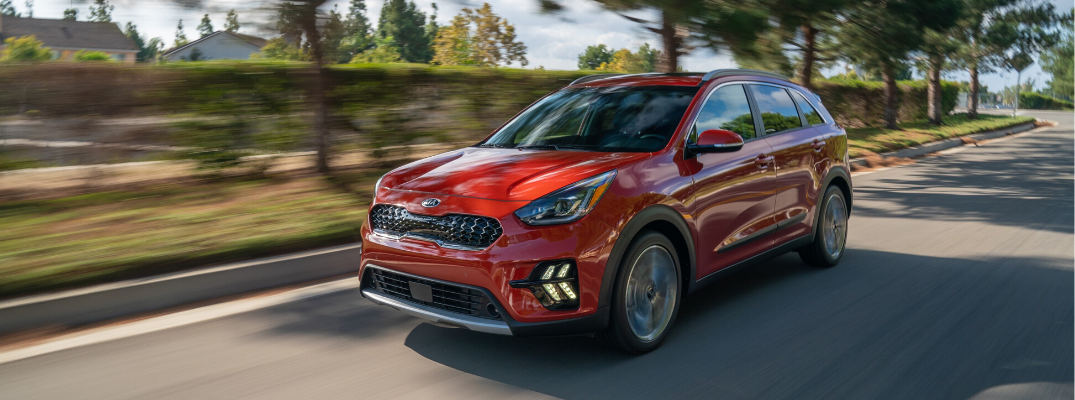 What Features Are Standard On Each 2020 Kia Niro Trim Level?