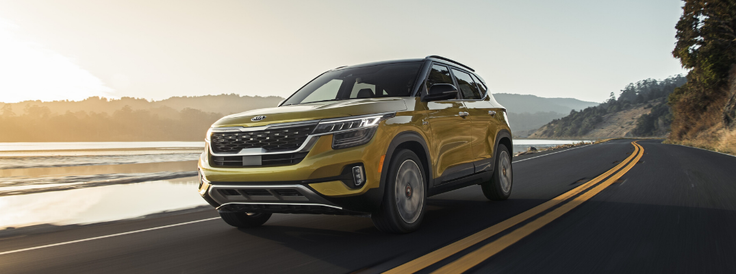 What Trim Levels Are Available for the 2021 Kia Seltos?