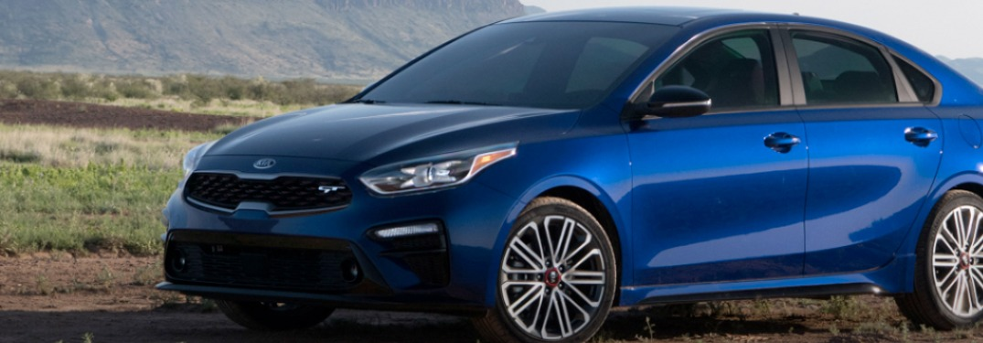 2020 Kia Forte Safety and Security Systems