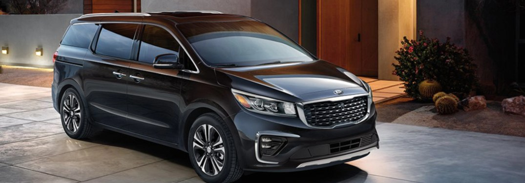 What Engine Powers the 2020 Kia Sedona