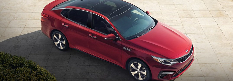 Is the 2020 Kia Optima an Efficient Sedan?