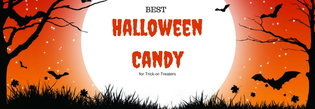 what is the best halloween candy to give out to trick or treaters