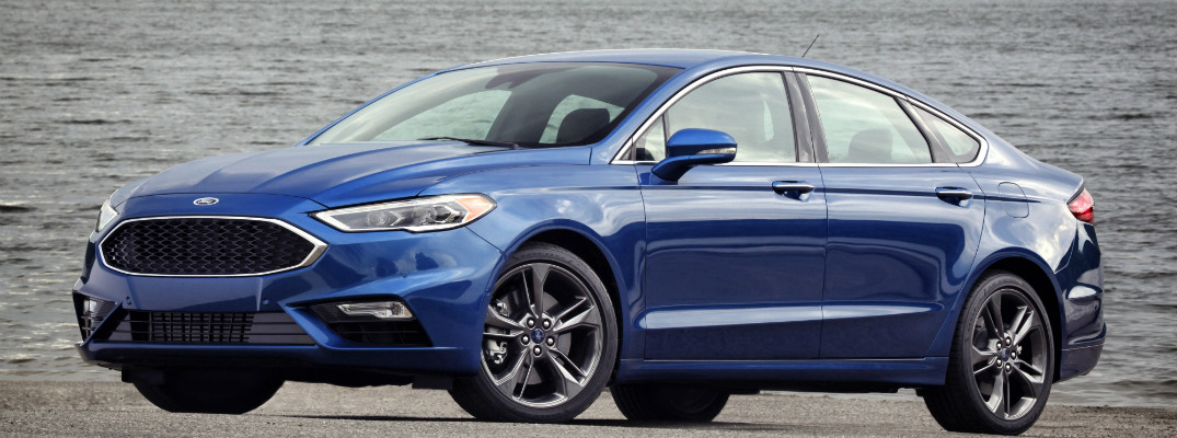 2018 Ford Fusion release date