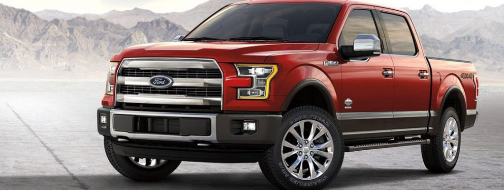 Ford Edge Vs Escape >> Available 2017 Ford F-150 Bed Lengths