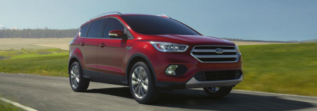 2018 Ford Escape Specs Features