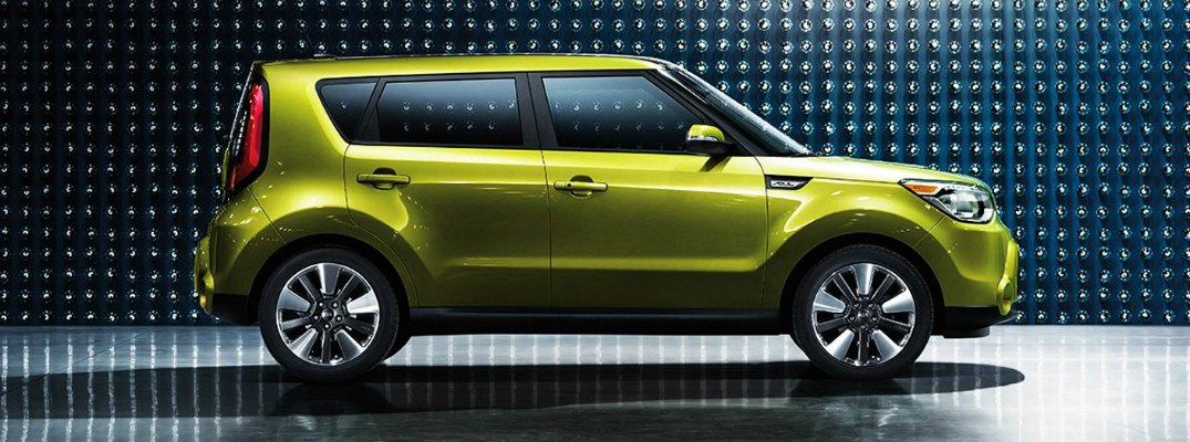 2016 Kia Soul Moosic PA