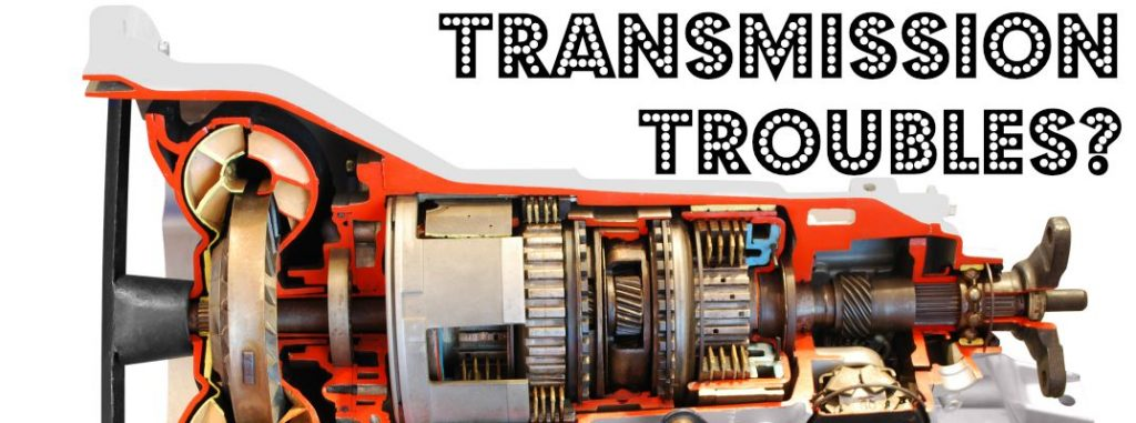 5 Signs of Transmission Trouble