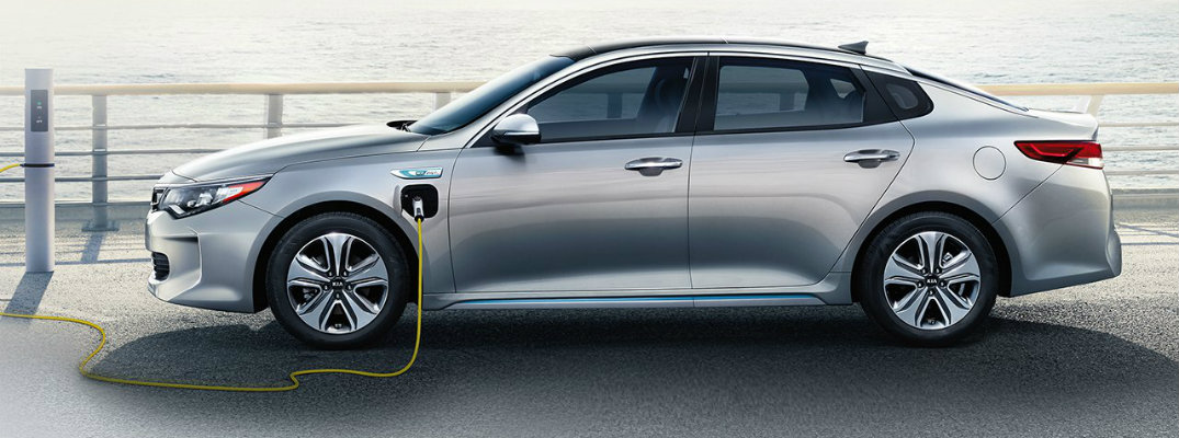 2017 Kia Optima Hybrid vs Optima Plug-In Hybrid