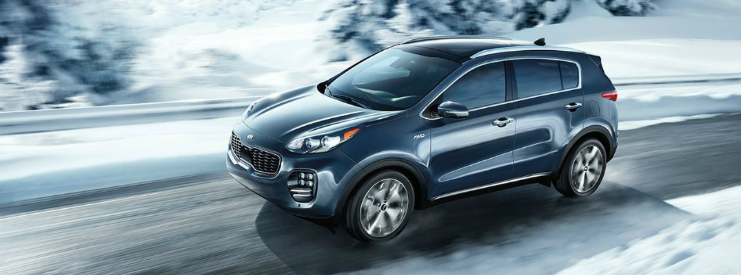 performance capabilities of the 2017 Kia Sportage