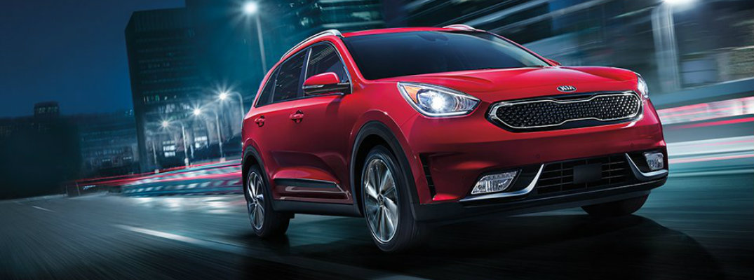 2017 Kia Niro technology features