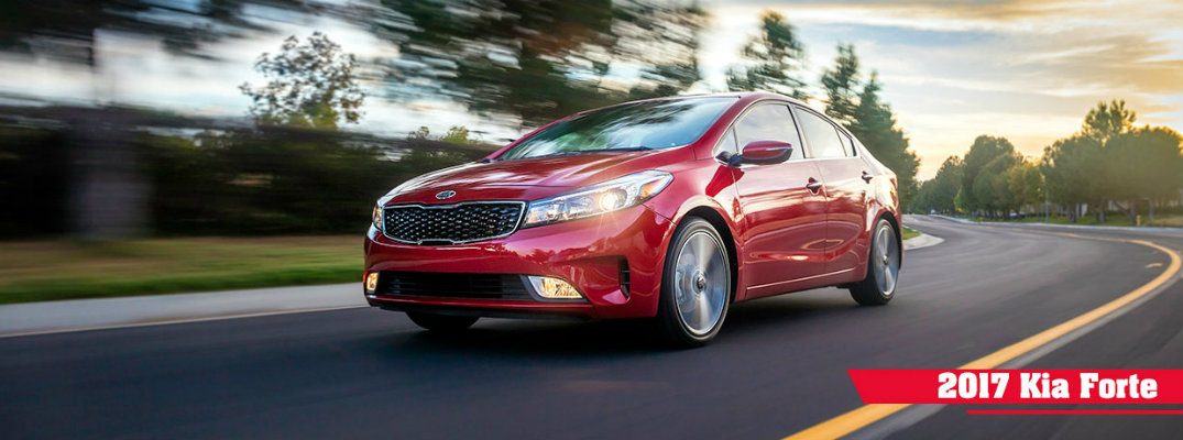 2017 Kia Forte Named Top Safety Pick Plus By IIHS