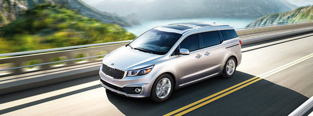 Check Out These Photos of the 2017 Kia Sedona!