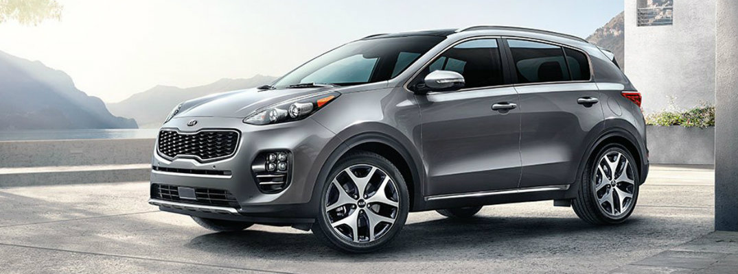 2018 Kia Sportage Trim Options and MSRP