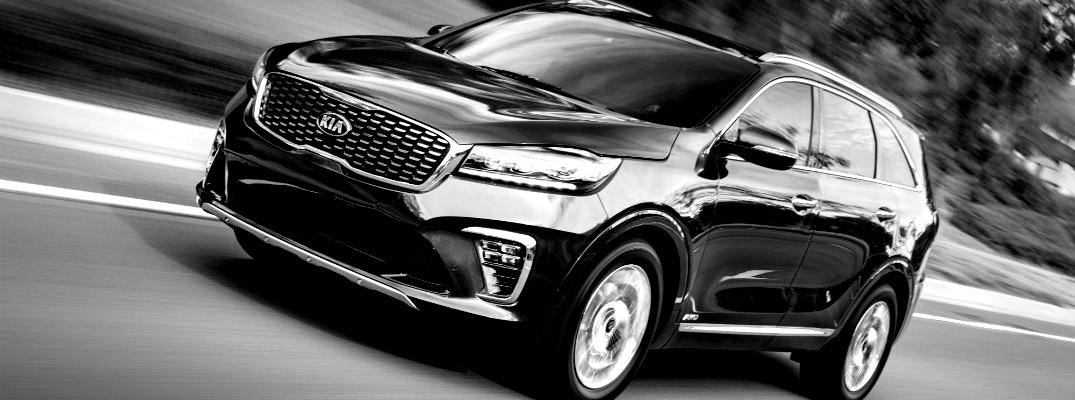 Color Choices Available For 2019 Kia Sorento