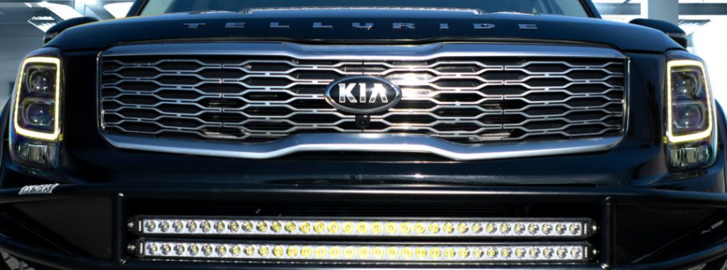 Series Of Commercials Featuring The 2020 Kia Telluride