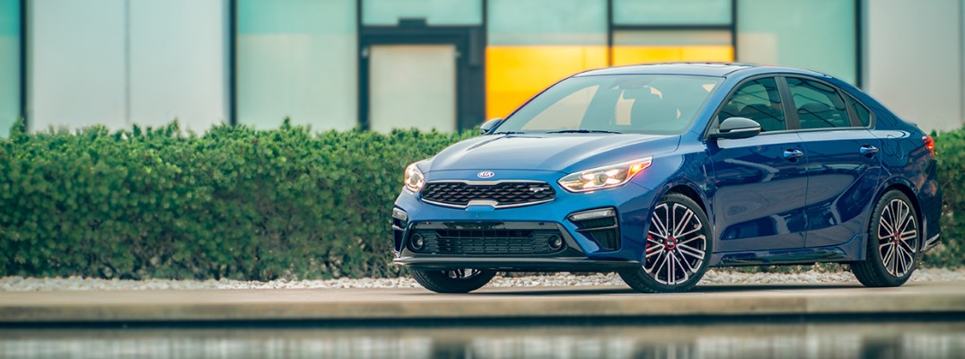 Does the 2020 Kia Forte Come with Lane Keeping Assist?