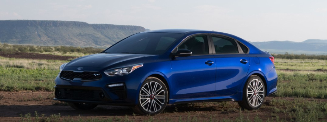 2020 Kia Forte vs 2020 Kia Optima