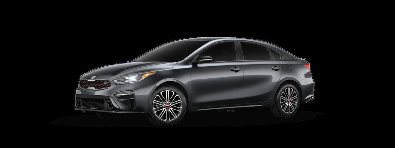 2020 Kia Forte gravity grey