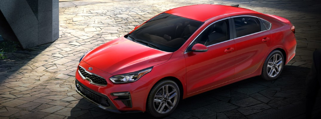 2020 Kia Forte Safety and Comfort Features