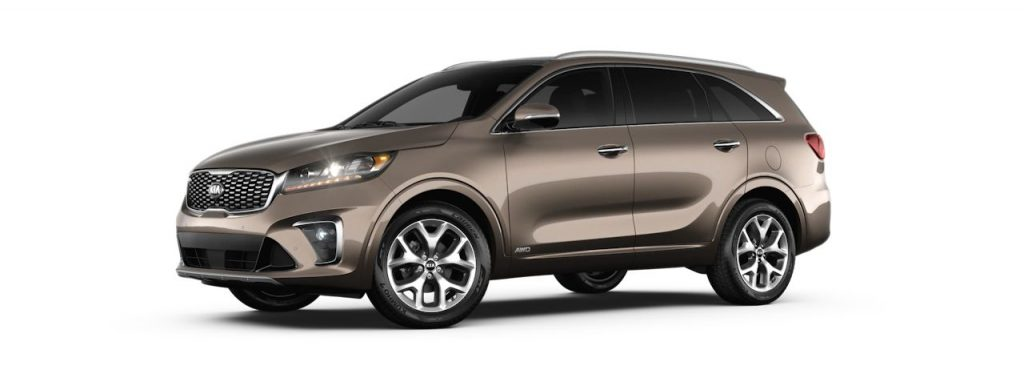 2020 Kia Sorento Dragon Brown