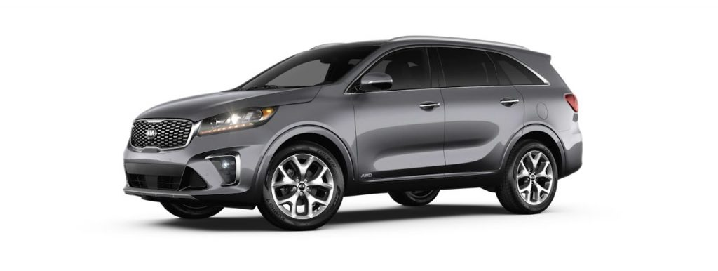 2020 Kia Sorento Gravity Gray