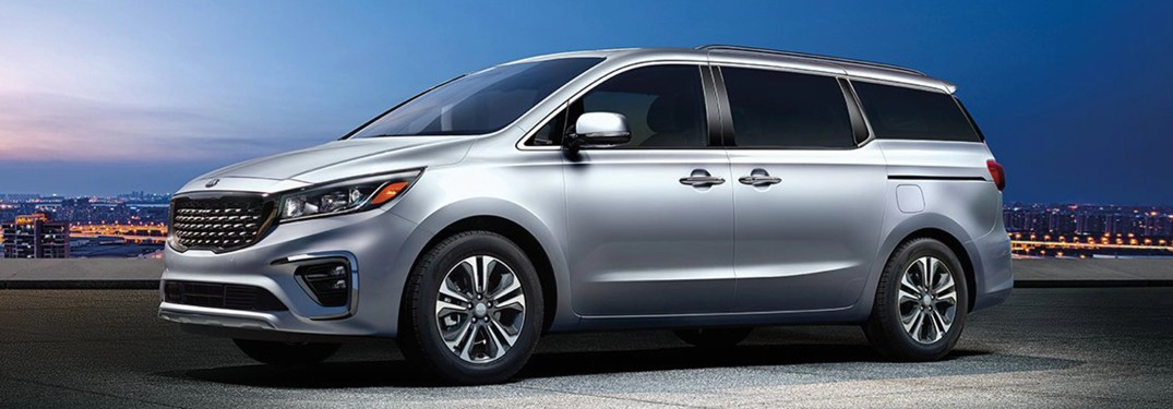 What are the Color Options for the 2021 Kia Sedona?