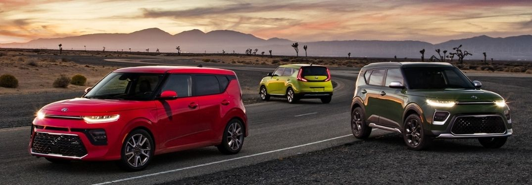 2021 Kia Soul Safety Features and Driving Assistance System