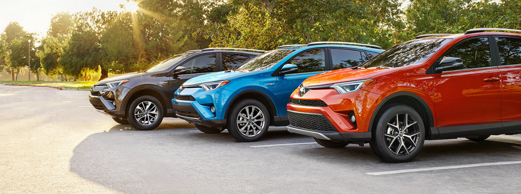 2016 Toyota RAV4 Safety Ratings