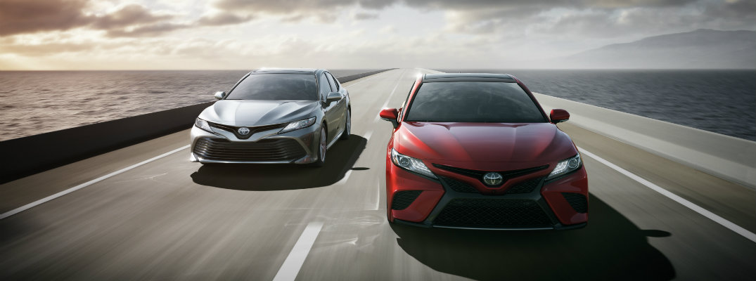 2018 Toyota Camry new design and picture gallery