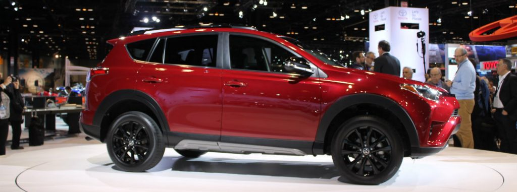 2018 Toyota RAV4 Adventure Release Date and Debut Pictures