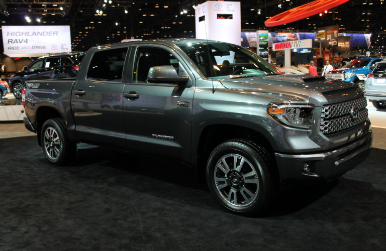 2018 Toyota Tundra TRD Sport Release Date and New Design