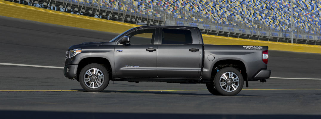 Towing capacity for the 2018 Toyota Tundra