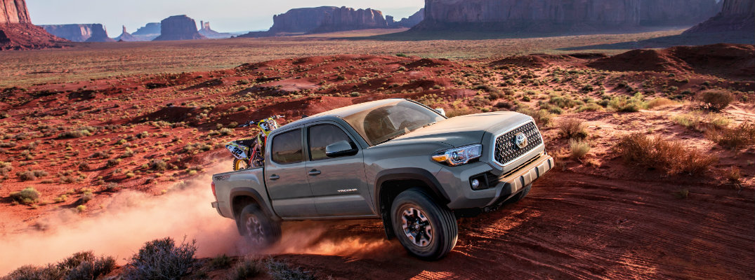 2018 Toyota Tacoma Engine Specs And Gas Mileage