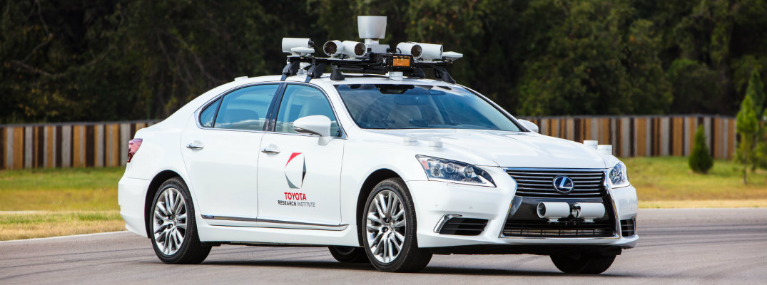Toyota Demonstrates New Developments in Guardian and Chauffeur Autonomous Driving Modes