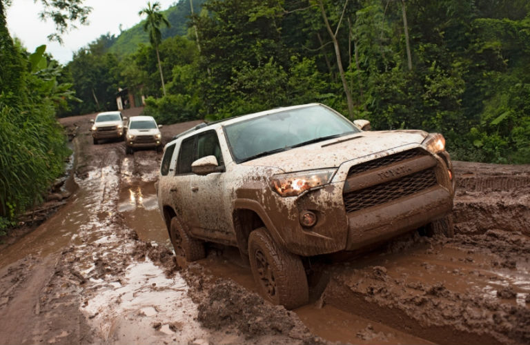 2018-toyota-4runner-trd-pro-in-the-mud_o - baierl toyota