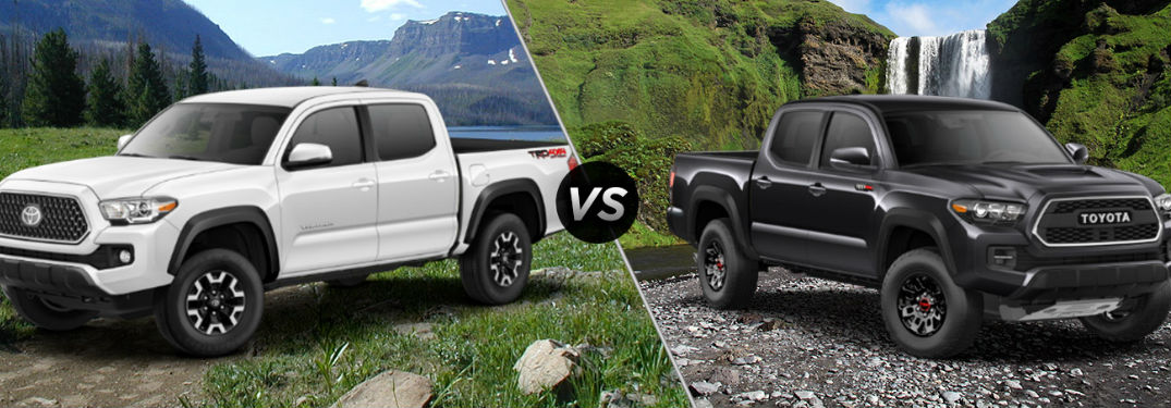 How do the Tacoma and Tundra compare?
