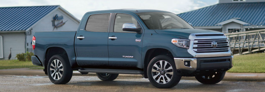 2019 Toyota Tundra Interior Features
